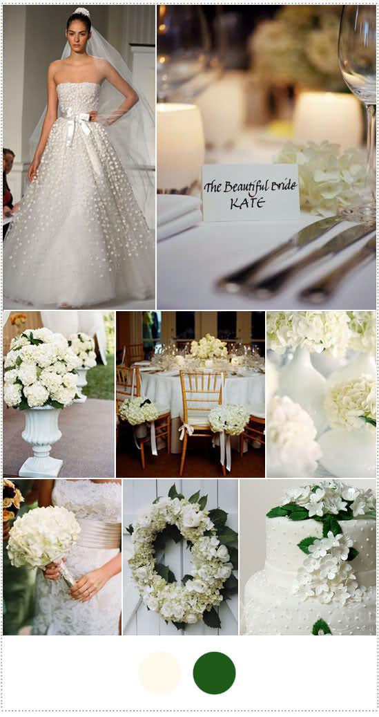 paleta-de-cores-com-hortensias-branco-e-verde