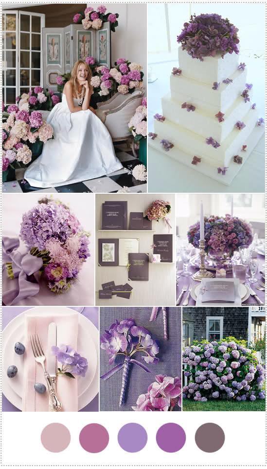 paleta-de-cores-com-hortensias-rosas-e-violetas