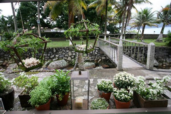 casamento praia ilha bela