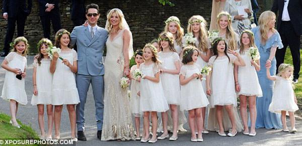 casamento kate moss noiva