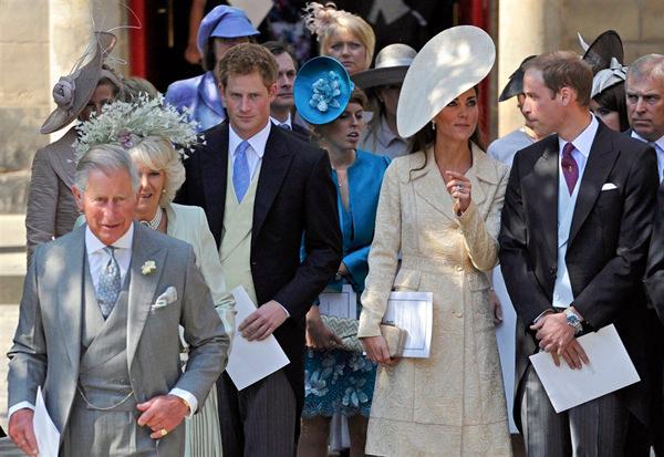 casamento real zara phillips kate middleton