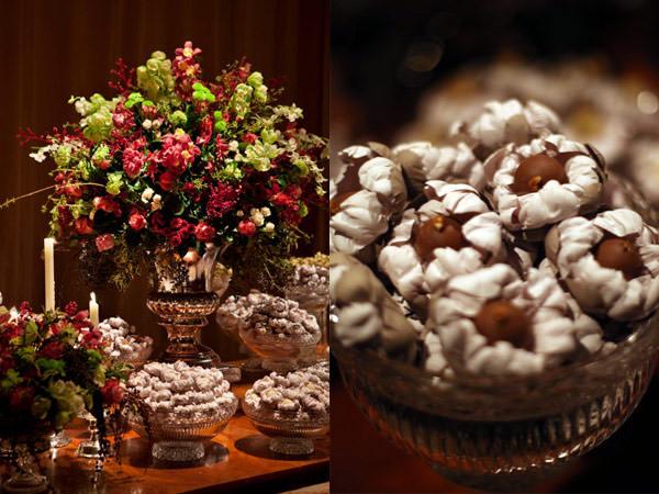 mesa de doces casamento sucrier