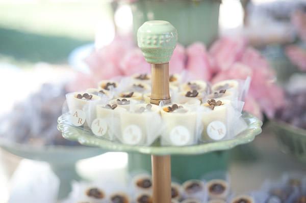 mesa de doces casamento celadon