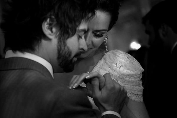 primeira danca noivos