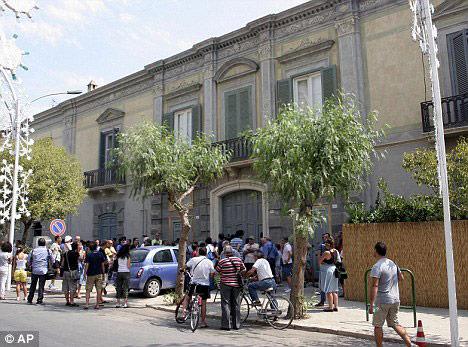 casamento itália palazzo margherita