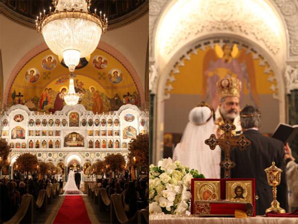 casamento igreja ortodoxa decoração renata chapchap