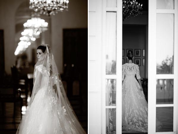 casamento copacabana palace vestido de noiva elie saab