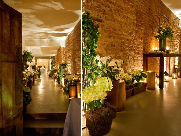 decoracao casamento verde branco clarissa rezende