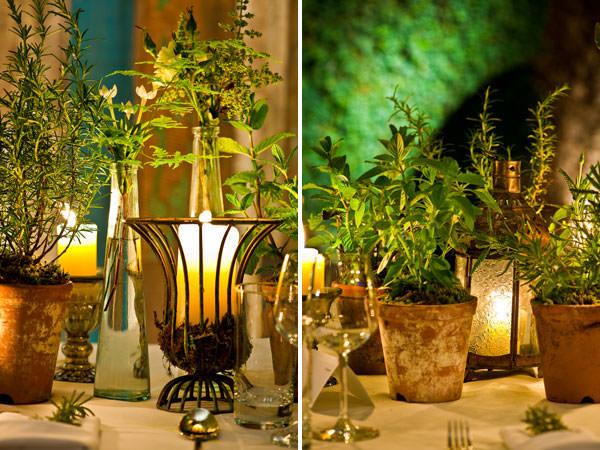 decoração casamento despojado clarissa rezende