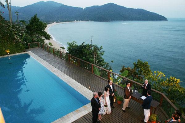 casamento praia acazza camburi