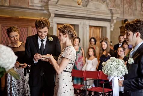 vestido de noiva Valentino