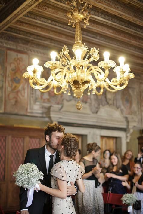 decoração casamento preto e branco
