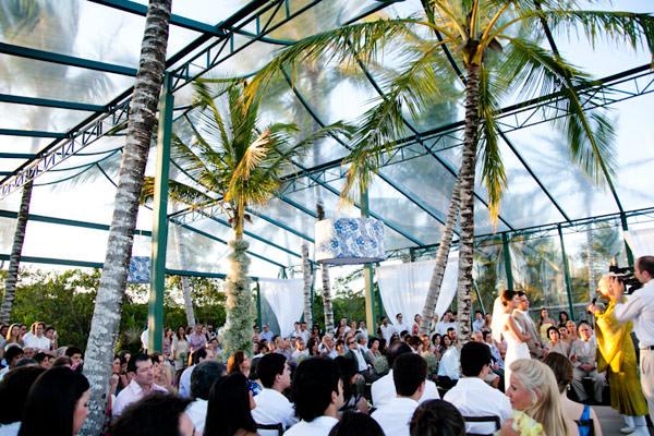 vestido de noiva Huis Clos