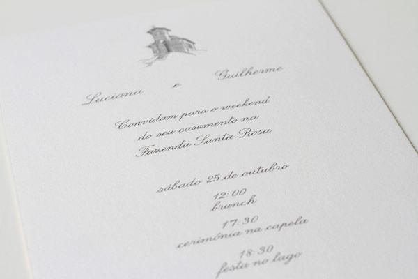 convite casamento barnard & westwood