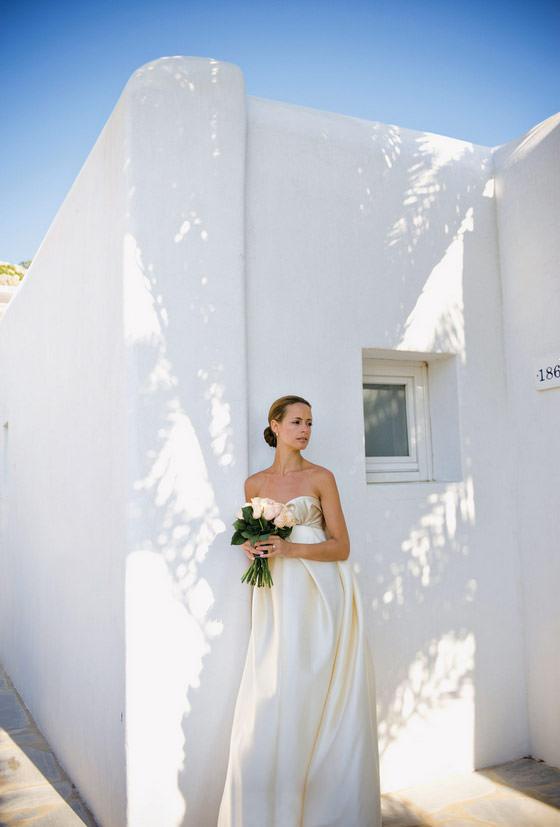 vestido de noiva Peter Langner