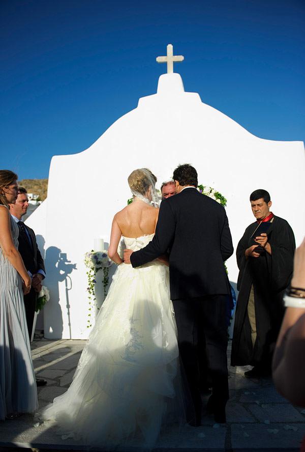 casamento de Phoebe Papadoulos e Nicolas de Croisset grecia