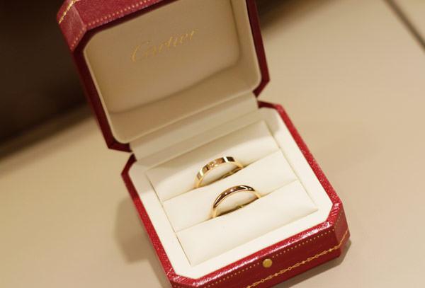 aliancas casamento cartier bridal