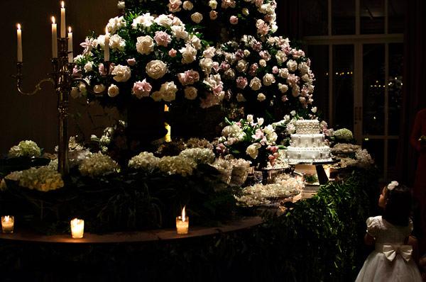 casamento vestido de noiva oscar de la renta