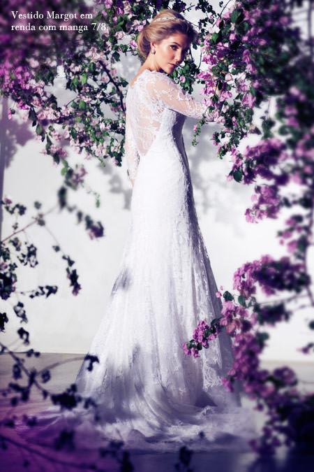 vestido de noiva danielle benício