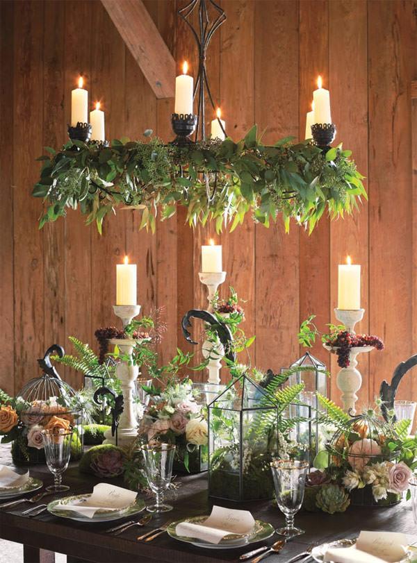 casamento-blake-lively-arranjo-de-flores-mesa