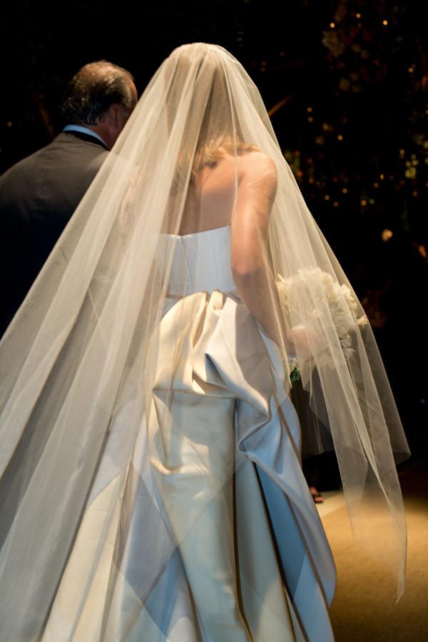 vestido de noiva carolina herrera