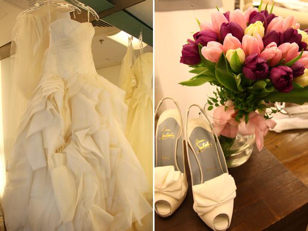 vestido-de-noiva-vera-wang-sapatos-christian-louboutin