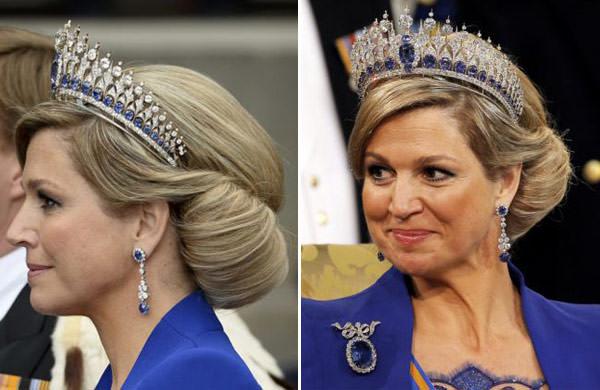 joias-safira-princesa-maxima-rainha-coroacao-holanda