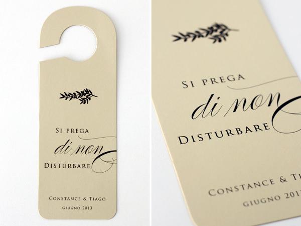 door hanger destination wedding s cards casamento constance zahn