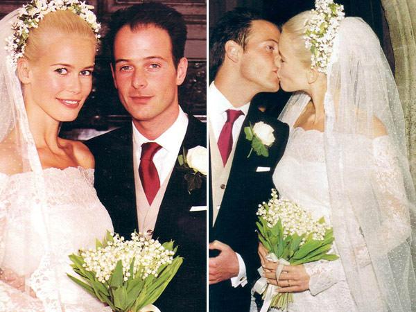 bouquet-muguet-casamento-claudia-schiffer-noiva