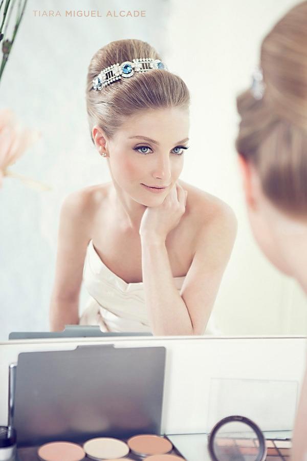 editorial beleza noiva casamoda tiara miguel alcade