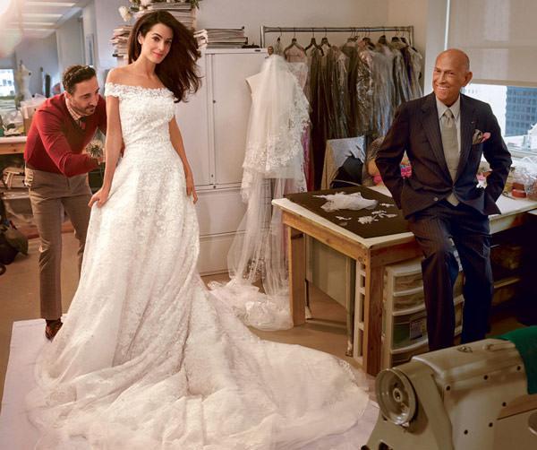 prova-vestido-oscar-de-la-renta-amal-alamuddin-casamento-george-clooney