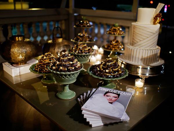 brownies olenka festa lancamento revista constance zahn casamentos