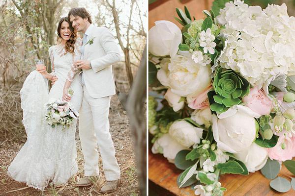 O casamento de nikki reed e ian somerhalder junglespirit Images