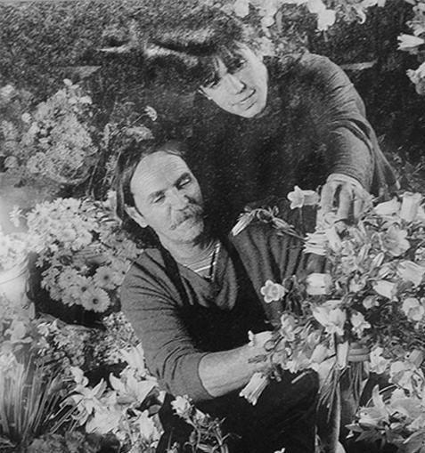 Tal pai, tal filho: André Pedrotti com seu pai, Wanderley