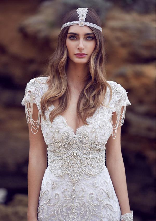 vestido de noiva anna campbell