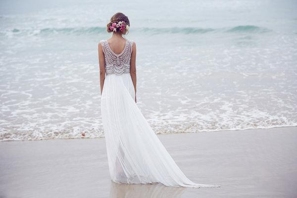 vestido de noiva boho anna campbell