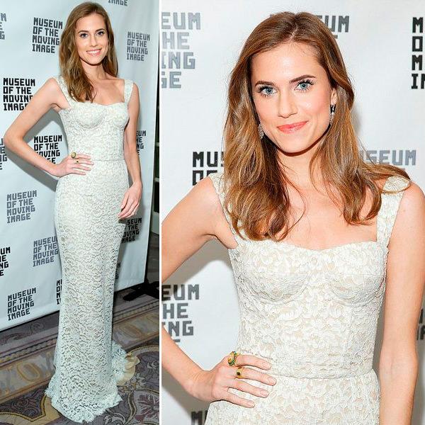 looks-de-allison-willians-para-inspirar-noivas-vestido-longo-branco-de-renda