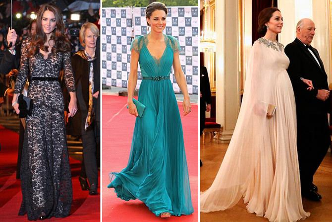 para madrinhas e convidadas 10 vestidos longos de kate middleton vestidos longos de kate middleton