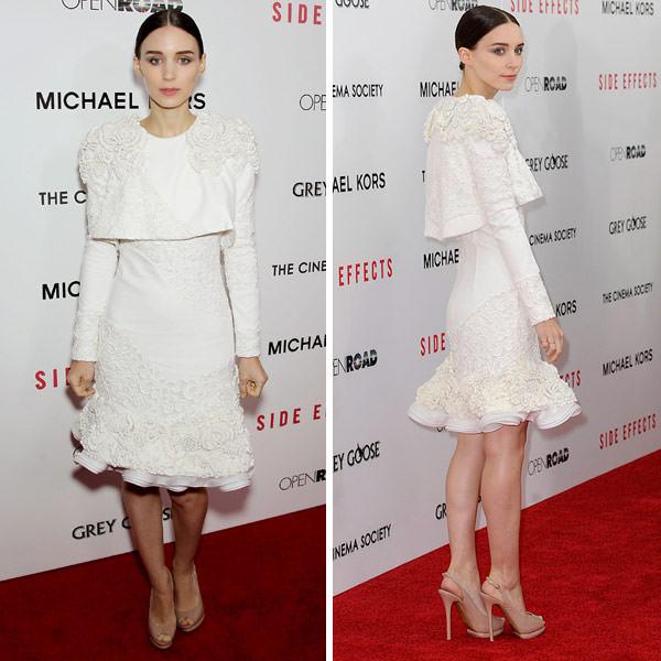 02-vestido-branco-rooney-mara-curto-alexander-mcqueen-inspiracao-casamento-civil-noivado