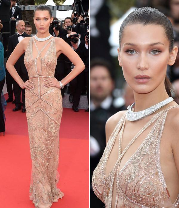 vestidos-cannes-2016-bella-hadid-cavalli-couture