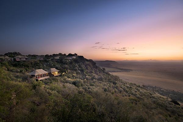 Lua de mel no Quênia, teresa perez tours