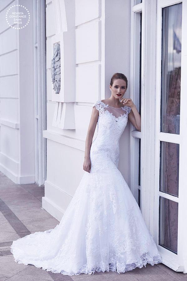Vestido: Nova Noiva | Brincos: Marisa Clermann
