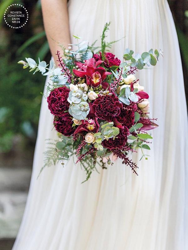 Bouquet: Mariana Bassi