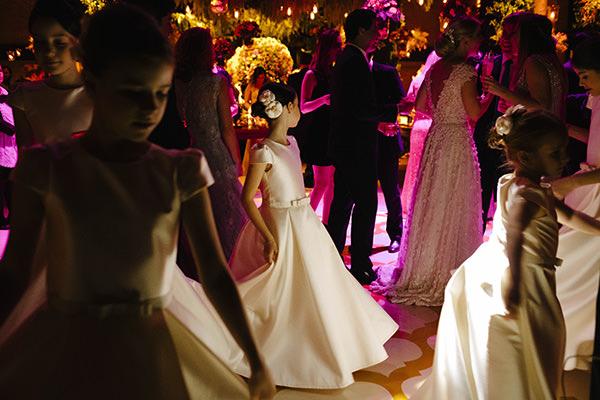 Casamento, Ed Mendes, Carolina e Daniel, Decoração de casament