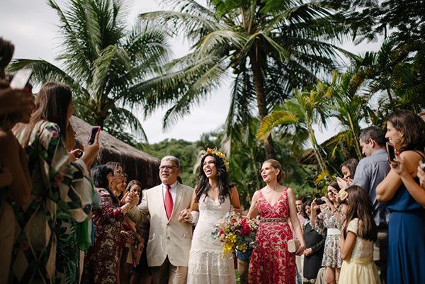 Casamento na praia, Vestido de noiva Casamarela, Yolan Cris, Bua