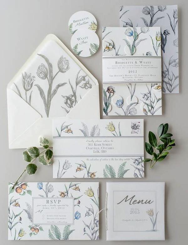 convite-de-casamento-ilustracao-botanica-flor-07