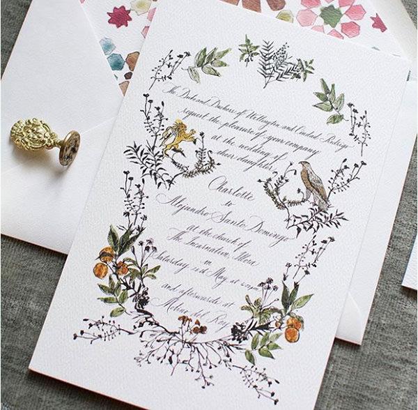 convite-de-casamento-ilustracao-botanica-flor-10