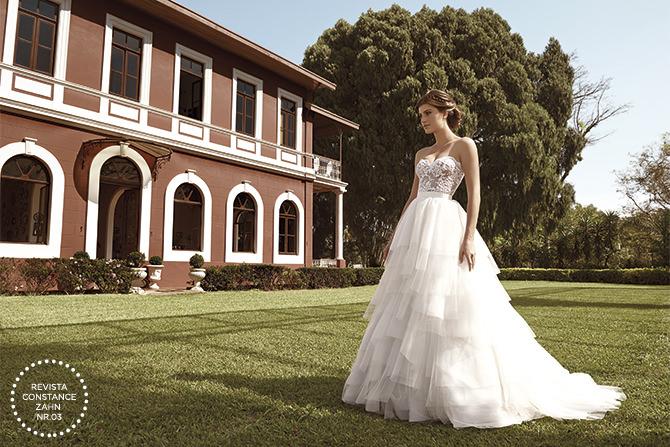 10 vestidos de noiva românticos para casamento no campo