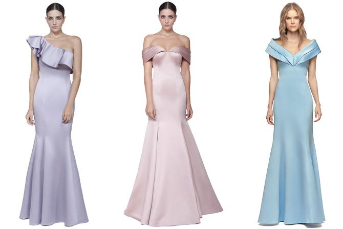 abc49094b Look madrinha  vestidos glamourosos + acessórios - Constance Zahn ...