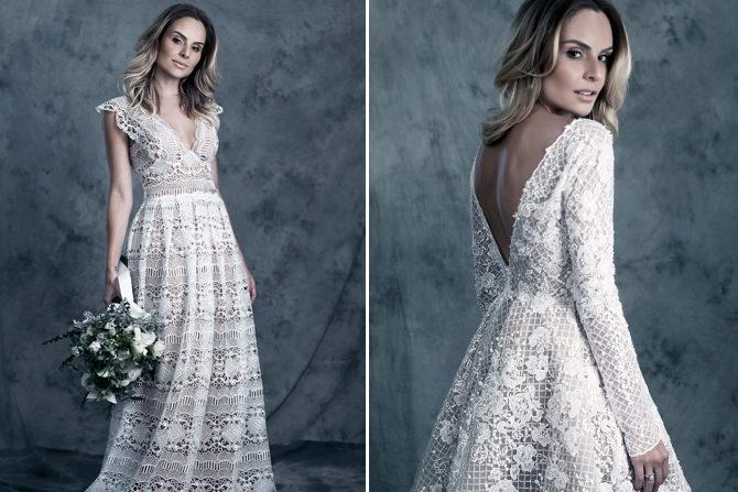 Bride to be: Layla Monteiro em 6 estilos de noiva